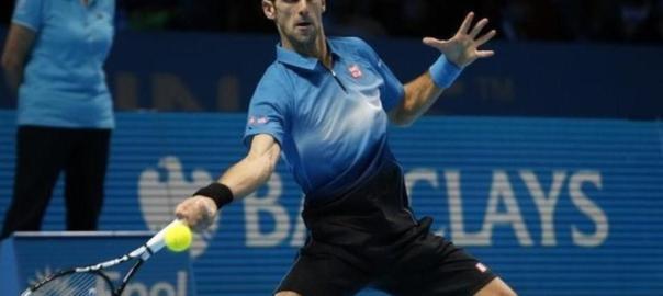 Djokovic made through in ATP semi-finals