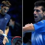 Federer Takes down Djokovic