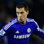 Real Madrid's eye on Eden Hazard