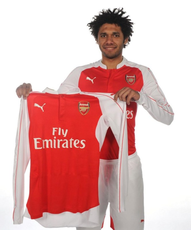 Arsenal sings Mohamed Elneny from FC Basel