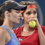 Sania Mirza, Martina Hingis enters in Sydney International Final