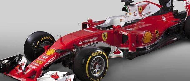 Ferrari new design for 2016 campaign