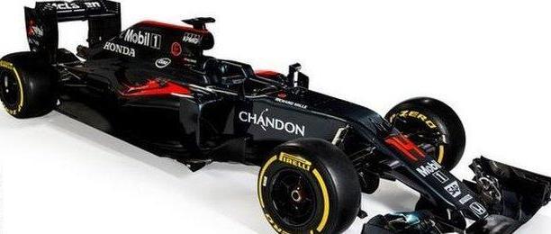 McLaren-Honda new design for 2016 campaign