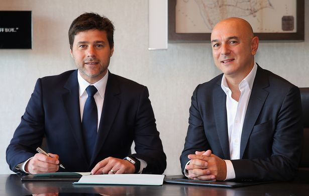 Mauricio Pochettino extended his stay at White Hart Lane till 2021