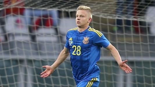 Oleksandr Zinchenko joins Manchester City