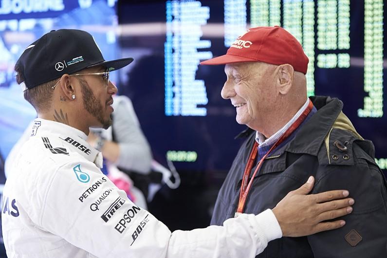 Niki Lauda retracts his statement against Lewis Hamilton