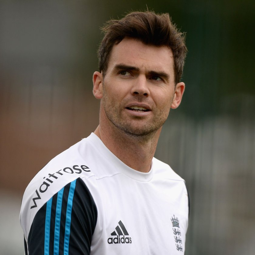 james anderson out of England's squad