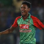 Mustafizur Rahman to miss one-off Test against India