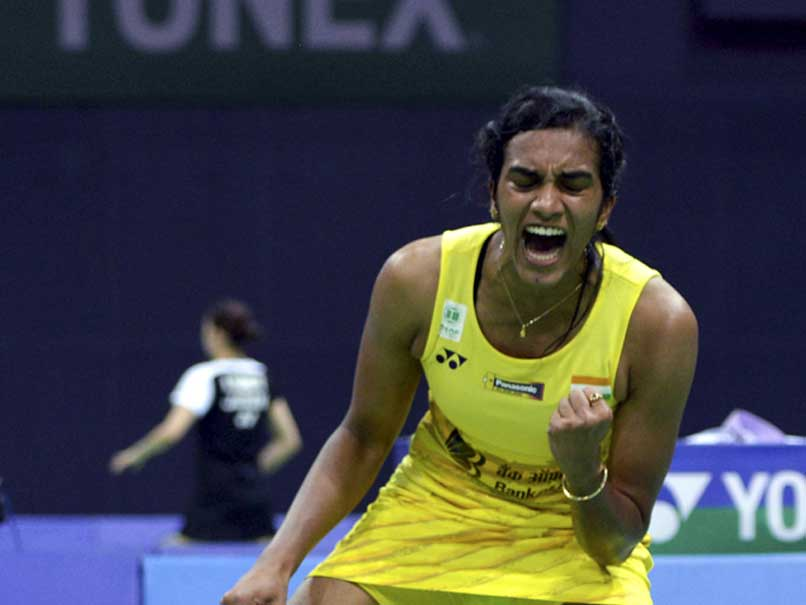 PV Sindhu marched at no. 2
