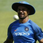 Shikhar Dhawan to replace injured Vijay for Sri Lanka tour