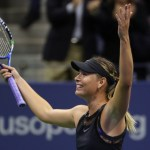 China Open: Maria Sharapova beats Ekaterina Makarova in three sets