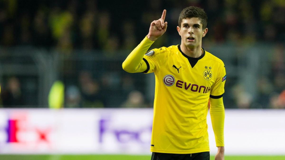 Rumour: Real Madrid to replace Gareth Bale with Christian Pulisic