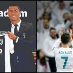 Cristiano Ronaldo leaves Real Madrid to sign for Juventus