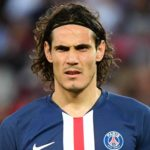 Barcelona eye on PSG's Striker Edinson Cavani.