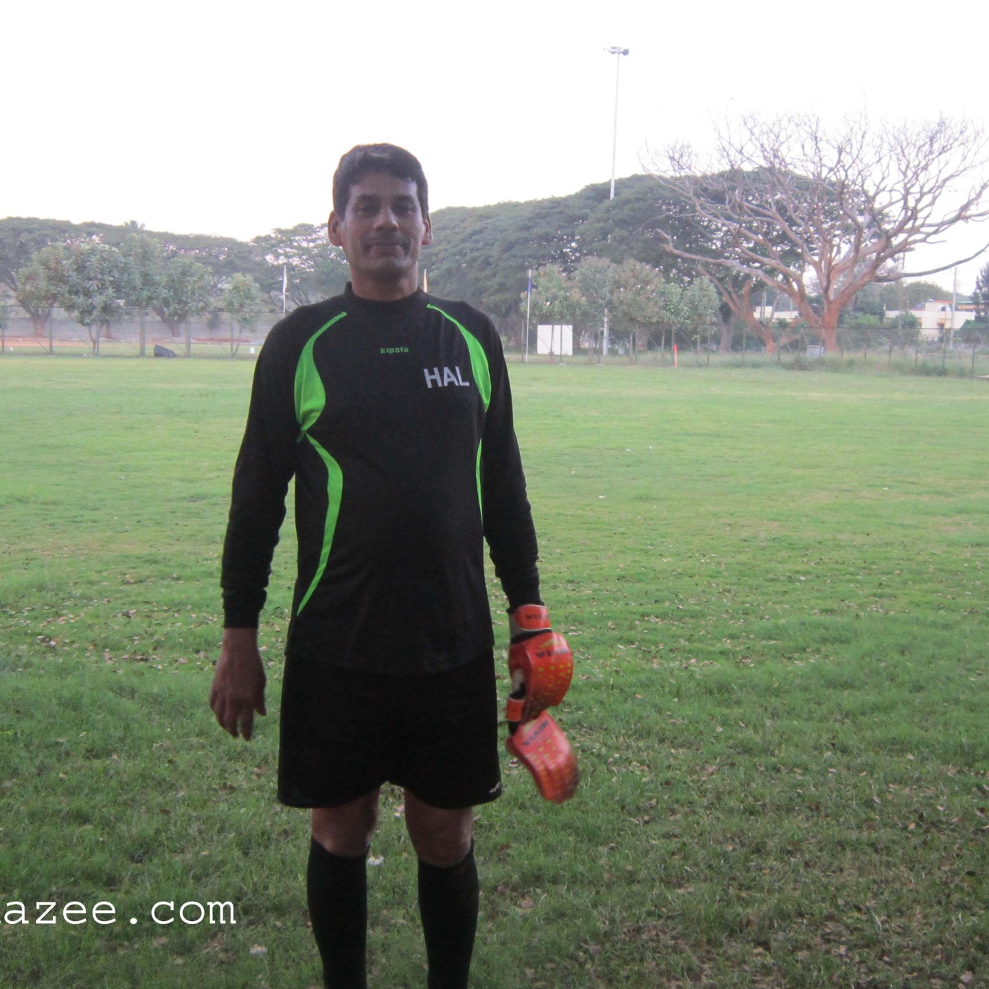 Aircraftsman Goalkeeper