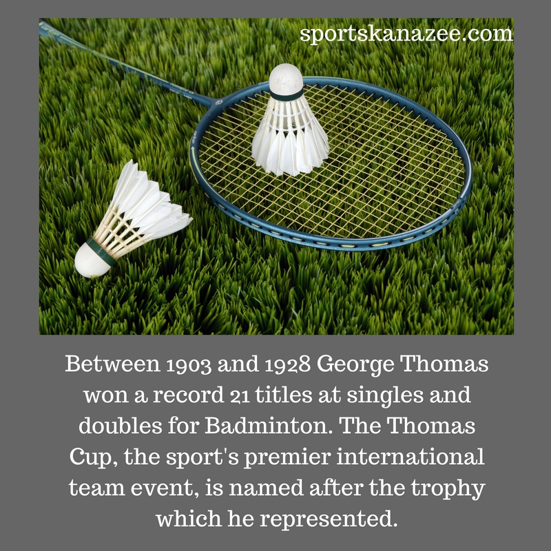 The Thomas Cup