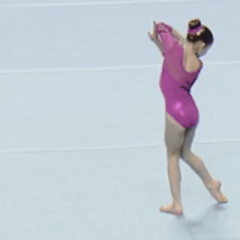 The best gymnasts in Britain 2013