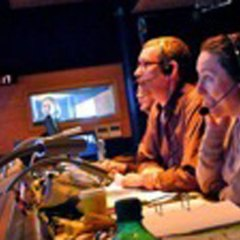 What's it like to… work on the half-time Super Bowl show