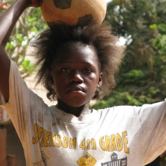 Girls football in West Africa is kicking off