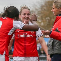Kelly Smith's celebration game