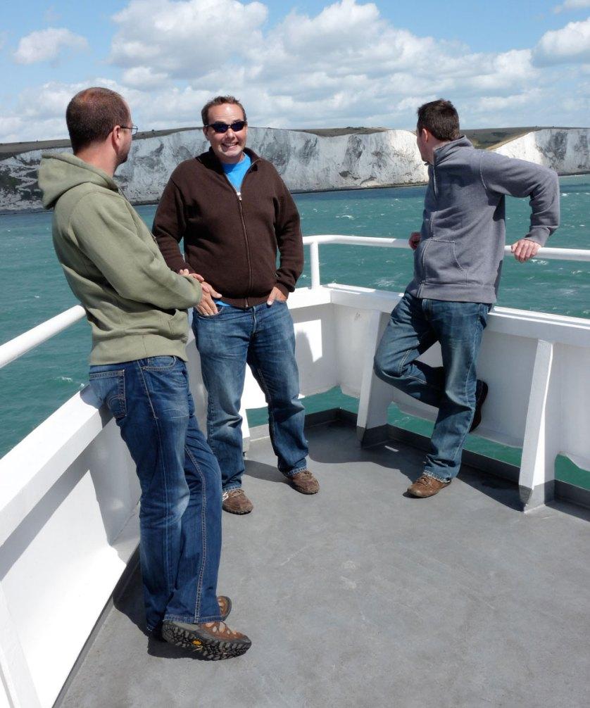Ferry Dover to Calais