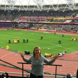 Bolt v Gatlin – I was there. This is my crowd eye view