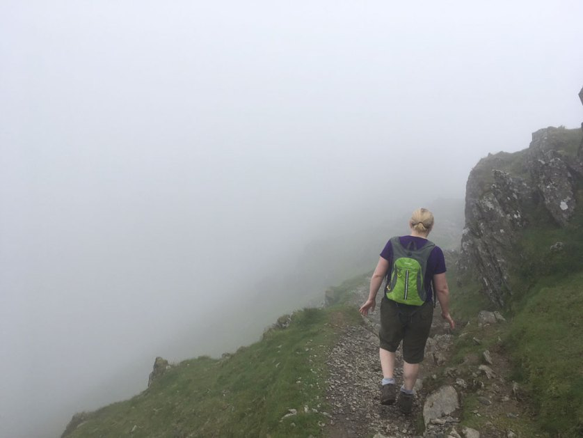 Snowdonia mist