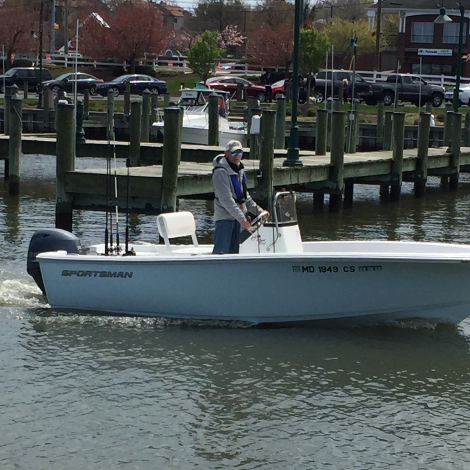 Monthly Photo Contest Sportsman Boats