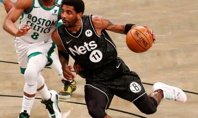 Kyrie Irving earth flat