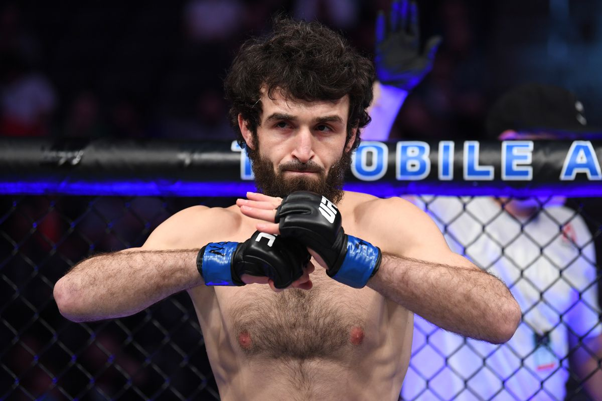 Zabit Magomedsharipov Removed From UFC Featherweight Rankings - What Does This Mean For the Dagestani Fighter? - Sportsmanor