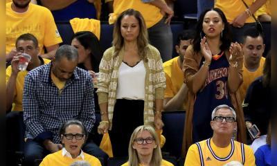 Ayesha Curry calls NBA rigged