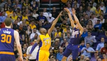 Kobe's impact on Devin Booker