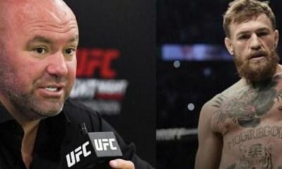 Dana White on Conor McGregor vs Dusin Poirier 3