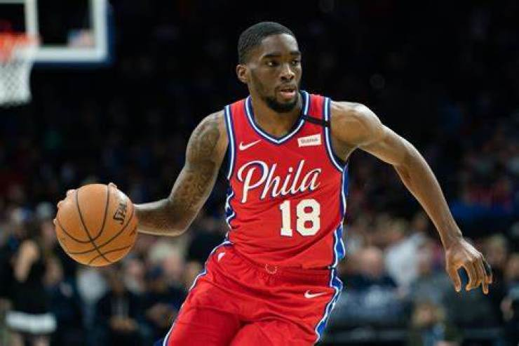 NBA Playoffs: 76ers win the game as shake milton drowns a buzzer beater