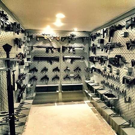 Gun Safes  Safe Rooms for Austin Texas  Sportsman Steel Safes