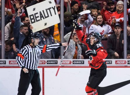 Canada Destroyed Denmark By Two Full Touchdowns in the World Junior Championship