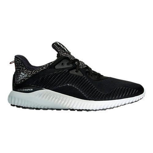 adidas alphabounce black white granite