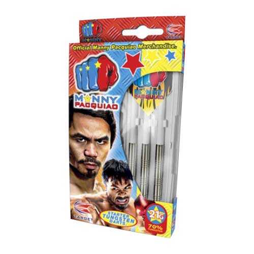 target manny pacquiao dart pack
