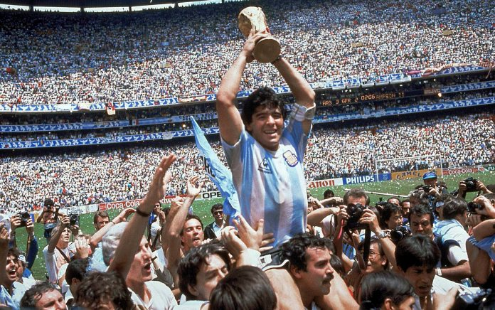 History of the World Cup: 1986 – Maradona puts on a show in Mexico - Sportsnet.ca