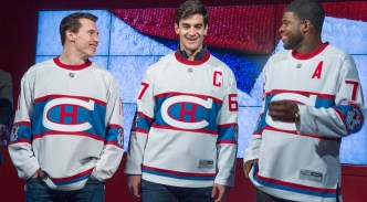 Image result for montreal canadiens winter classic jersey 2016 game