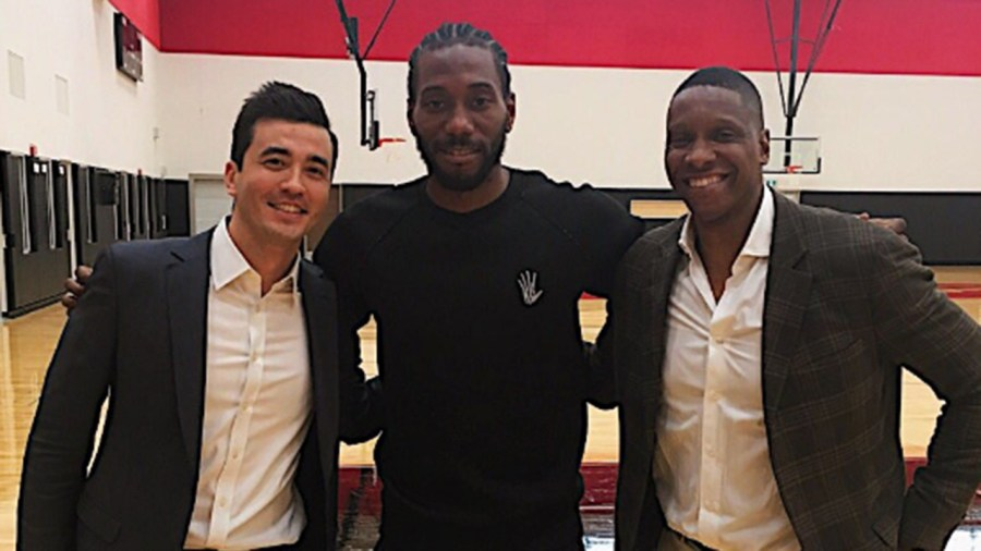 Image result for kawhi leonard bobby webster masai ujiri