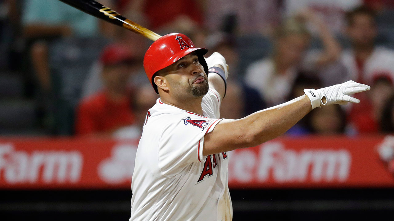 Photo of Report: Pujols covering salaries of some furloughed Angels employees – Sportsnet.ca