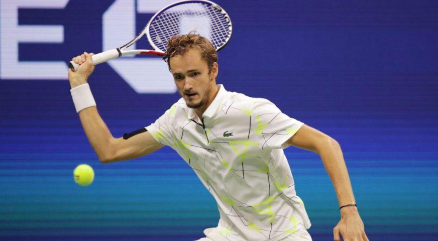 Daniil Medvedev reaches first Grand Slam final at U.S ...