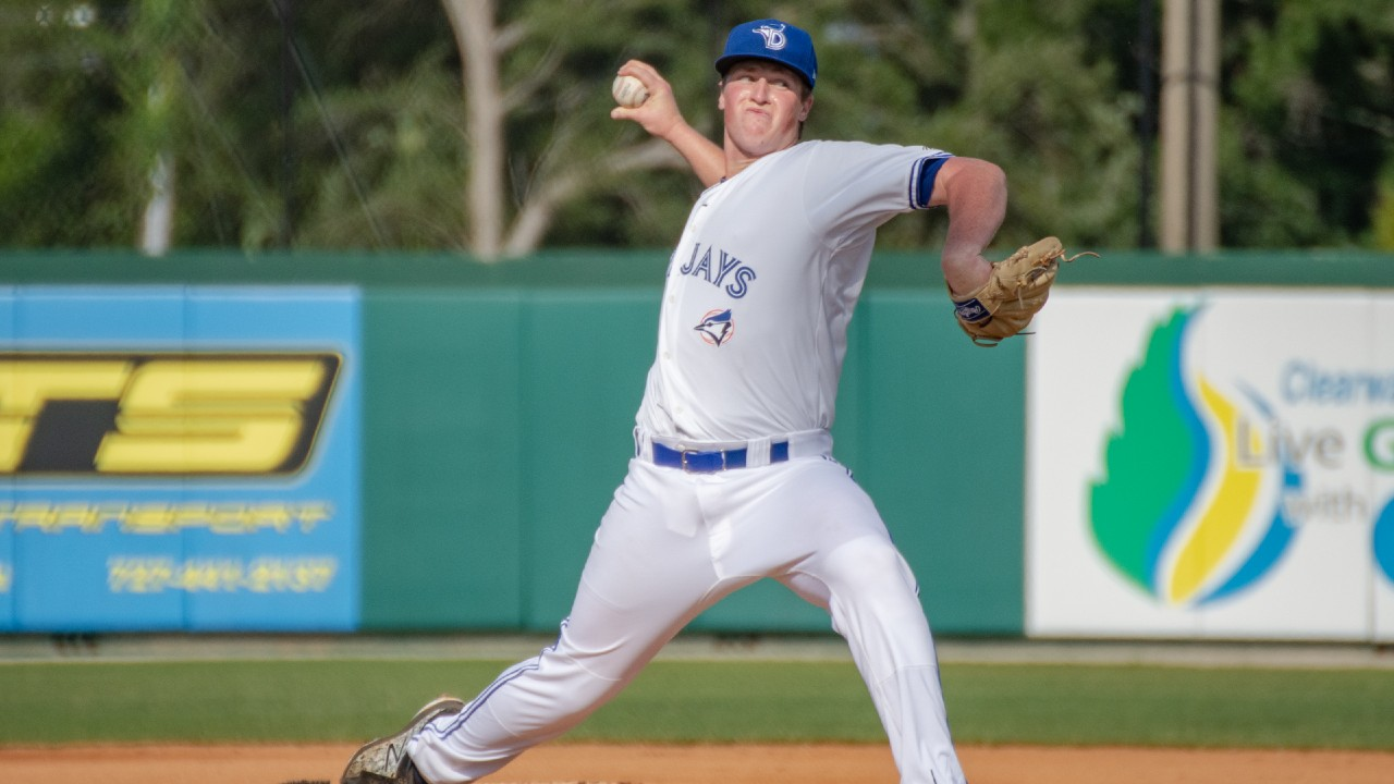 Photo of How Joey Murray quietly turned key pitching prospect for Blue Jays – Sportsnet.ca