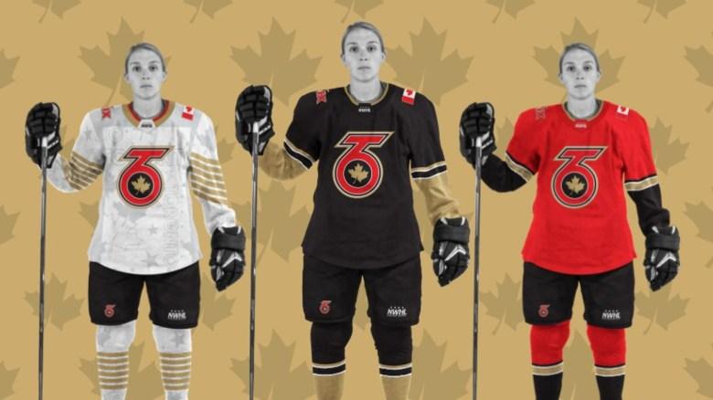 Toronto Six unveil three jerseys for inaugural NWHL season - Sportsnet.ca