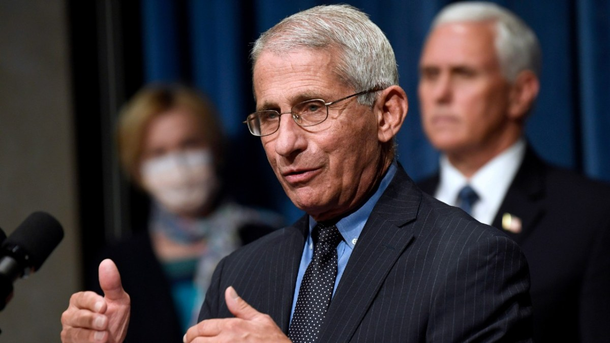 Dr. Fauci believes U.S could host full arenas by 'end of summer' -  Sportsnet.ca