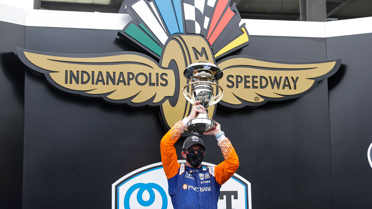 Photo of Dixon breaks by means of at Indianapolis with victory in Grand Prix – Sportsnet.ca