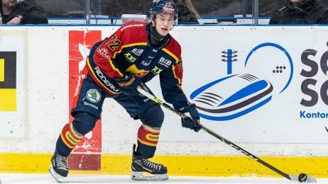 Prospect of Interest: Sweden's sensational top rookie William Eklund