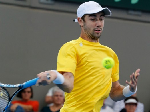 Jordan Thompson beats Paire in Lyon | Sports News Australia