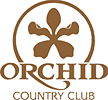 logo orchid country club